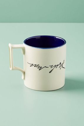Anthropologie マグカップ Anthropologie Whitney Winkler Home State Mug(2)