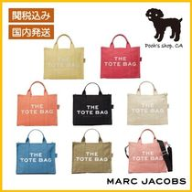 【MARC JACOBS】THE SMALL TRAVELER カラートート小◆国内発送◆