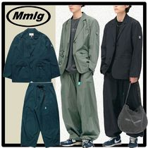 ★送料・関税込★87MM★Mmlg SPARE JACKET X PANTS SETUP★