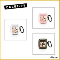 ☆Casetify☆ Air Pods リングケース pink dream♪