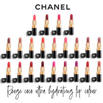 【CHANEL】ROUGE COCO Ultra Hydrating Lip Colour リップ