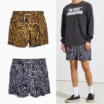 ◆Urban Outfitters◆Animal プリント スイムショーツ 水着 2色