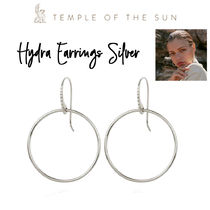 【TEMPLE OF THE SUN】Hydra Earrings Silver ピアス シルバー