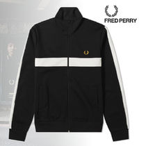 FRED PERRY★AUTHENTIC CONTRAST PANEL TRACK ジャケット
