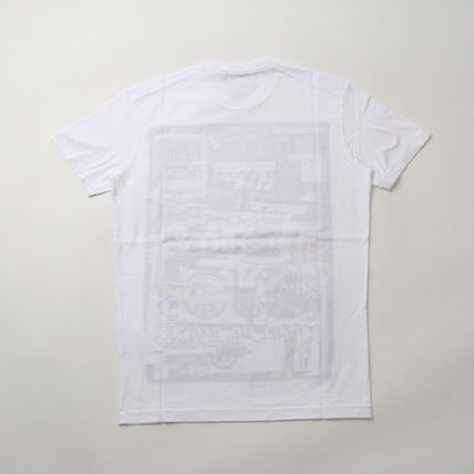 D SQUARED2 Tシャツ・カットソー ディースクエアード カスタマイズカープリントTシャツs74gd0653(2)