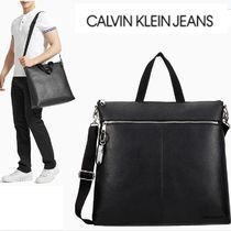 Calvin Klein Jeans TAGGED トートバッグ クロスバッグ 20SS