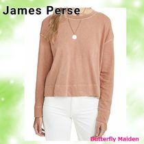 :: James Perse :: Relaxed Crop Pullover