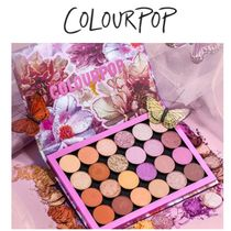 "☆24色 パレット☆ COLOURPOP "" BUTTERFLY  EFFECT """