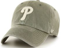 PHILADELPHIA PHILLIES HUDSON '47 CLEAN UP カーキ キャップ