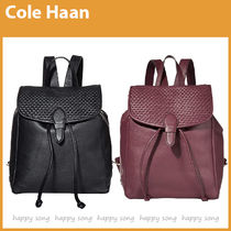 Cole Haan◆Bethany レザー バックパック◆SALE