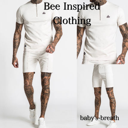 Bee Inspired Clothing セットアップ 関送料込 Bee Inspired ペン セットアップ/アイボリー