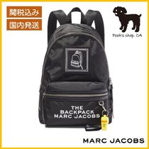 【MARC JACOBS】THE PICTOGRAM バックパック◆国内発送◆