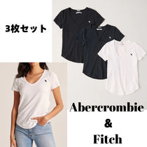 Abercrombie & Fitch ☆アバクロ☆3枚セット☆ T-シャツ