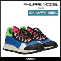 PHILIPPE MODEL PARIS X ROSSIGNOL スニーカー 国内発 関税込