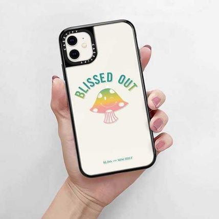 Casetify スマホケース・テックアクセサリー Casetify iphone Grip case♪BLISSED OUT♪(7)