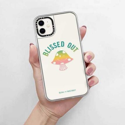 Casetify スマホケース・テックアクセサリー Casetify iphone Grip case♪BLISSED OUT♪(10)