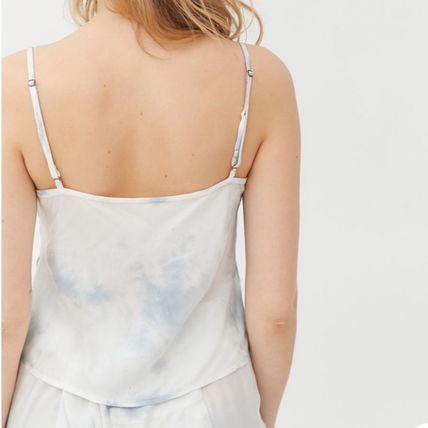 Urban Outfitters ルームウェア・パジャマ お得!Urban Outfitters  タイダイ タンクトップ+パンツセット(3)