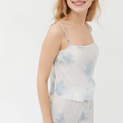 Urban Outfitters ルームウェア・パジャマ お得!Urban Outfitters  タイダイ タンクトップ+パンツセット(5)