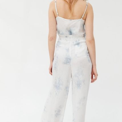 Urban Outfitters ルームウェア・パジャマ お得!Urban Outfitters  タイダイ タンクトップ+パンツセット(9)