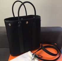 HERMES◆NEW MODEL Garden File 28 strap black◆