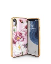 【TED BAKER】Glass Inlay iPhone XRケース