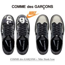 COMME des GARCONS × Nike Dunk Low - ギャルソン ダンク ロー