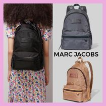 【MARC JACOBS】新作SALE★ THE LARGE BACKPACK DTM