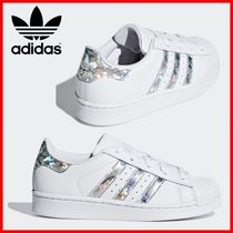 ☆adidas☆キッズ 大人も履ける!SUPERSTAR J☆正規品・送料込み