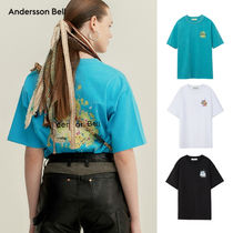 ANDERSSON BELL(アンダースンベル) Tシャツ・カットソー ANDERSSON BELL正規品★20SS★スプラッタープリントTシャツ
