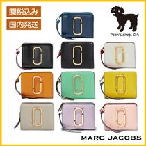 【MARC JACOBS】THE SNAPSHOT MINI コンパクト財布◆国内発送◆