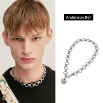 ANDERSSON BELL正規品★20SS★ダブルリングチェーンネックレス