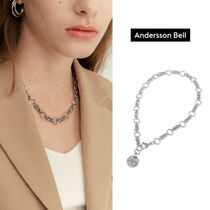 ANDERSSON BELL(アンダースンベル) ネックレス・ペンダント ANDERSSON BELL★20SS★ゴシックチェーンネックレス★UNISEX