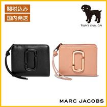 【MARC JACOBS】THE SNAPSHOT DTM コンパクト財布◆国内発送◆