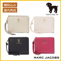 【MARC JACOBS】THE SOFTSHOT MINIコンパクト財布◆国内発送◆