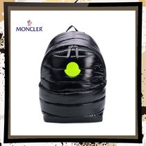 ★★MONCLER モンクレール《 ロゴ バックパック 》 送料込み★★