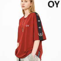 ★OY★HALF TAPE RING T-BURGUNDY★正規品/韓国直送料込
