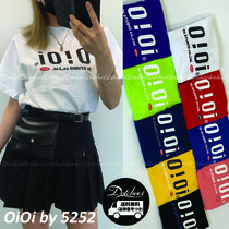 OiOi by 5252 2020 SIGNATURE T-SHIRTS MH1653 追跡付