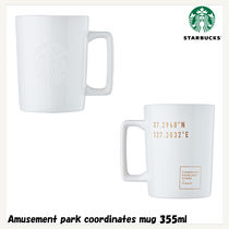 [スターバックス] Amusement park coordinates mug 355ml★