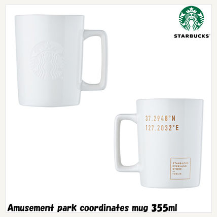 Starbucks マグカップ [スターバックス] Amusement park coordinates mug 355ml★