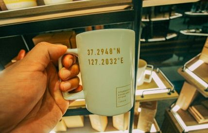 Starbucks マグカップ [スターバックス] Amusement park coordinates mug 355ml★(6)