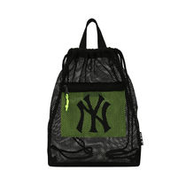 [MLB]Mesh Casual Draw String Backpack New York Yankees Green