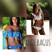 ANDI BAGUS/Butterfly Two-Piece Bikini★ビキニ上下セット♪