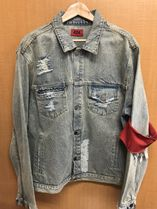 ☆【424】☆ 424 DENIM JACKET/ サイズ XL