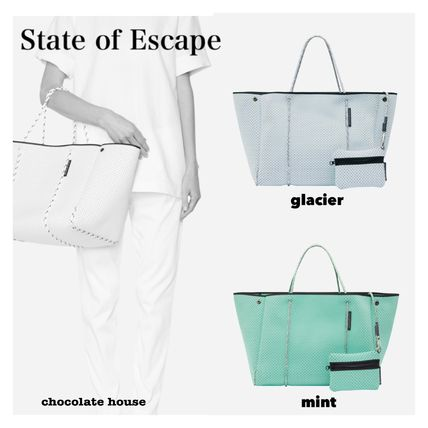 State of Escape マザーズバッグ 国内発送 ☆新色☆State of Escape エスケープトートバッグ