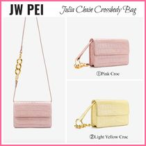 2020SS新作☆ LA発! ◆ JW PEI ◆ Julia Chain Crossbody Bag