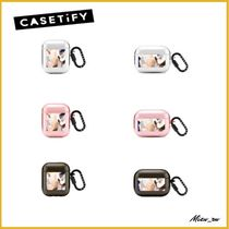 ☆Casetify☆ Air Pods  リングケース Champion Dreamer ♪