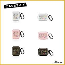 ☆Casetify☆ Air Pods  リングケース Spring Botanicals ♪