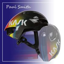 Paul Smith(ポールスミス) スポーツその他 【限定版】クールなPaul Smith x Kaskサイクリングヘルメット