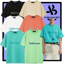 ANDERSSON BELL(アンダースンベル) Tシャツ・カットソー ☆関税込☆ANDERSSON BELL★ANDERSSON SIGNATURE EMBROIDERY TEE