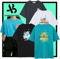 ANDERSSON BELL(アンダースンベル) Tシャツ・カットソー ☆送料・関税込☆ANDERSSON BELL★SPLATTER PRINT T-SHIRTS★